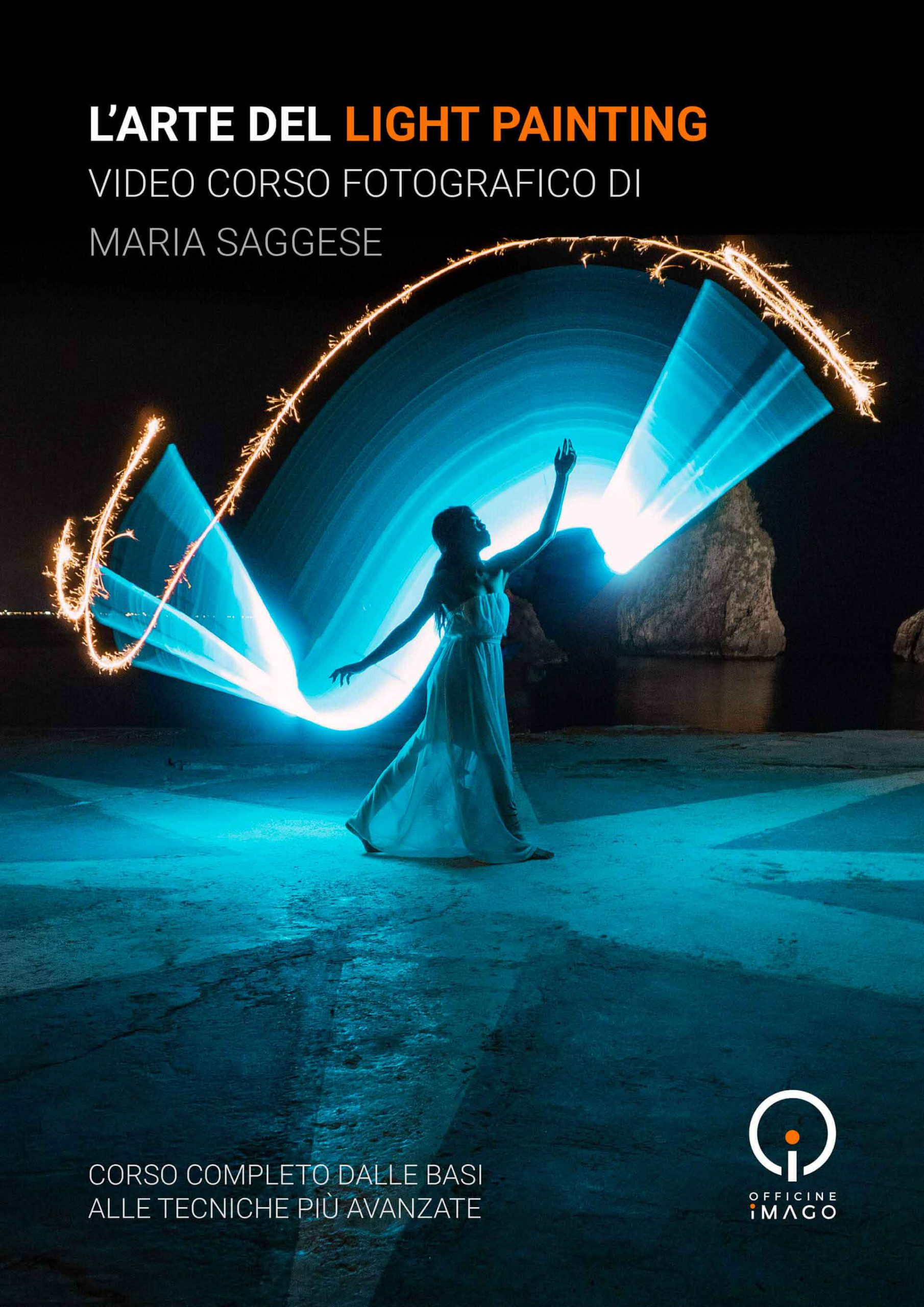 videocorso di light painting